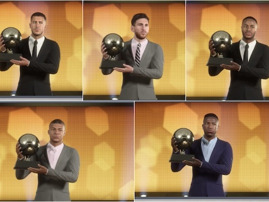 FIFA 20 – Les 15 prochains vainqueurs du Ballon d'or selon FIFA 20
