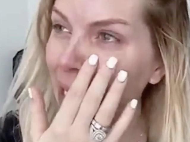 """""""Thibault m'a dit : 'il est mort'"""" : leur bébé à l'hôpital, Jessica Thivenin se livre en larmes"""