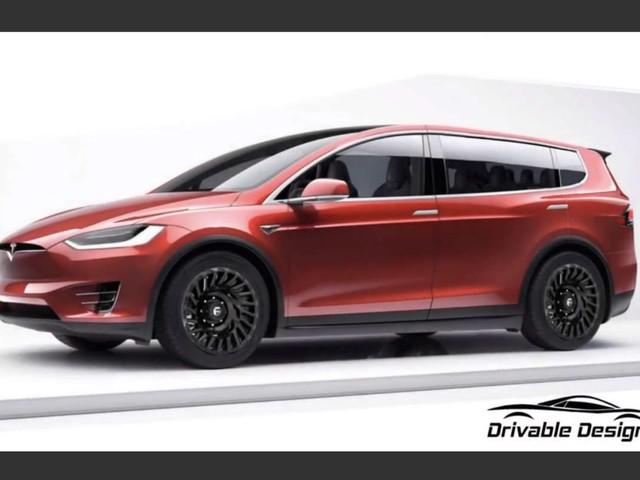 Mieux que le SUV, le monospace Tesla ?
