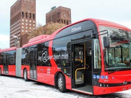 Bus électriques : le chinois BYD enregistre sa plus importante commande en Europe