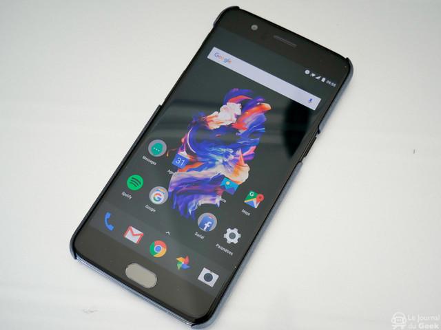 Bon Plan : le OnePlus 5 128Go/8Go de RAM à 445€ ! (Stock très limité)