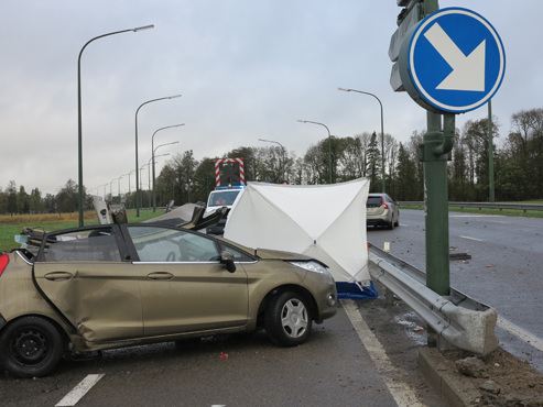 La région wallonne tient-elle la solution pour réduire le nombre d'accidents de la route ?