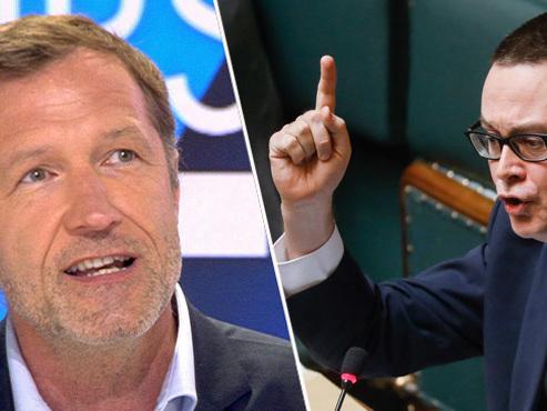 """Coronavirus: """"Une réduction des salaires des élus pour être solidaire durant la crise?"""", Paul Magnette recadre Raoul Hedebouw"""