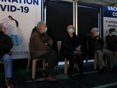 Coronavirus: un million de personnes vaccinées en France