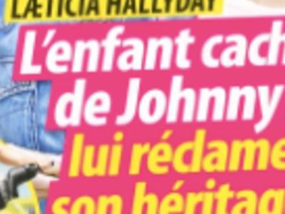 Laeticia Hallyday, enfant caché de Johnny, une autre part d'héritage (photo)