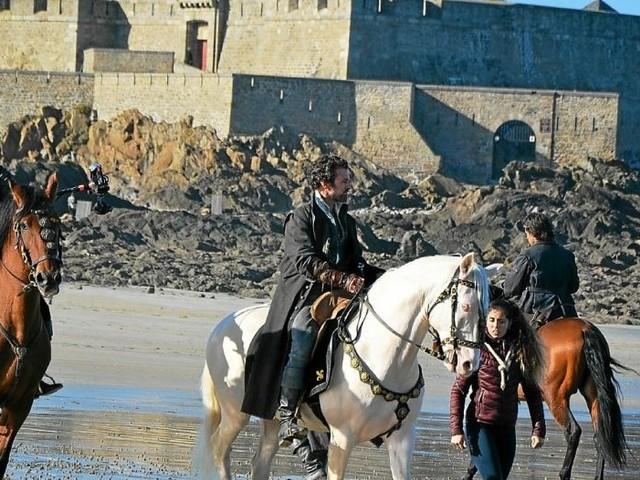 «Les trois Mousquetaires» ont ferraillé un mois à Saint-Malo