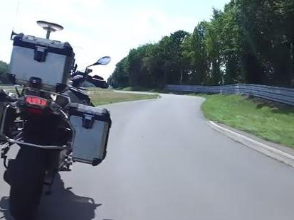 BMW Motorrad présente le deux-roues sans pilote