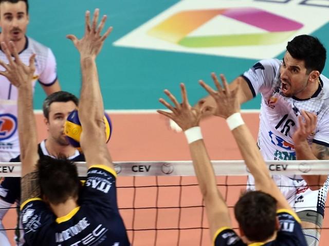 Suivez la Ligue des Champions de volleyball en direct sur Eurosport 2 et Eurosport Player