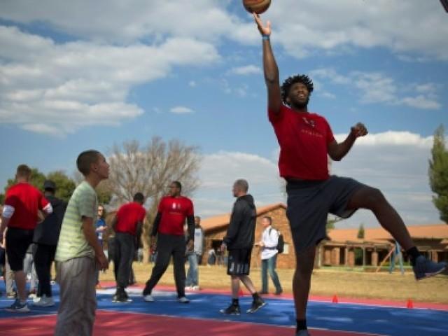A Johannesburg, la NBA s'offre une tournée de prestige à la conquête de l'Afrique