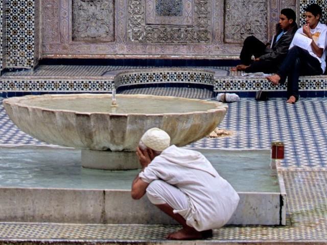 Mosquées: 20% des usagers ne sont pas satisfaits des toilettes et des espaces d'ablution