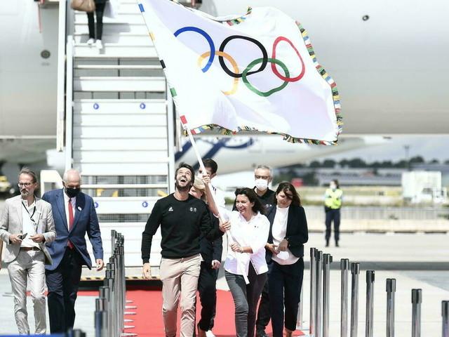 Paralympiques-2020: Estanguet et Hidalgo promettent une cérémonie sous le signe de l'émotion