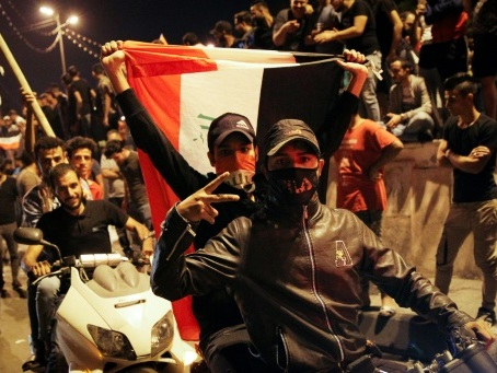 Le mouvement antigouvernemental reprend en Irak