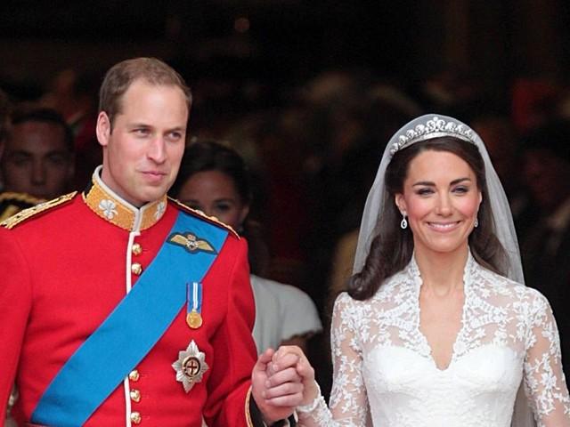 Prince William drôle, découvrez la blague qu'il a faite au père de Kate Middleton pendant leur mariage