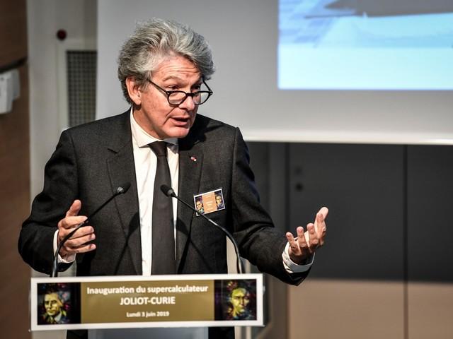 Les infos de 18h - Commission européenne : la candidature de Thierry Breton validée