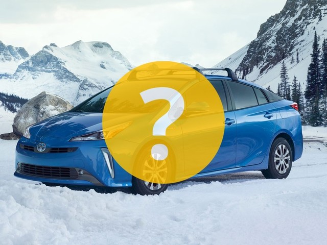Savez-vous si la Toyota Prius 2019 recevra le rouage intégral de série?