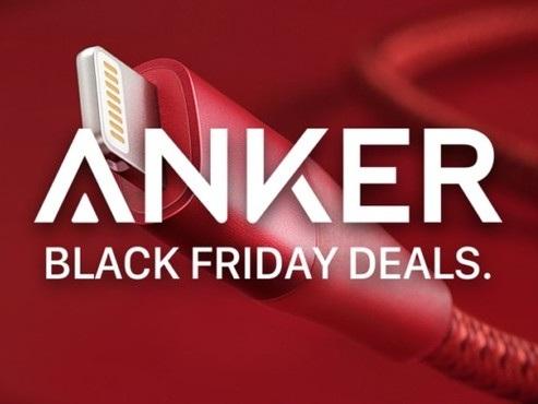 Black Friday 2018 : les meilleures offres Anker sont disponibles sur les batteries et accessoires