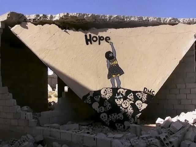 """""""Daraya, la bibliothèque sous les bombes"""" : l'autre résistance à Bachar el-Assad"""