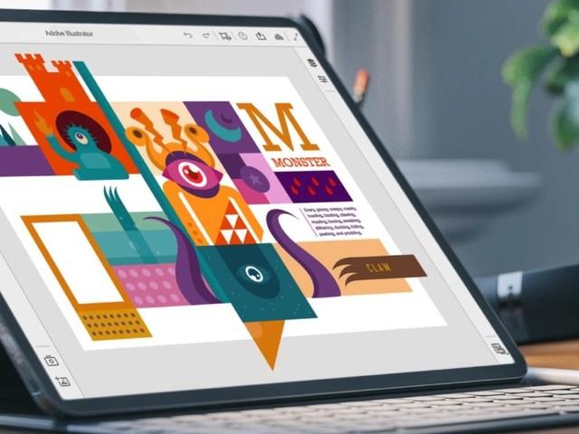 Adobe Illustrator confirmé pour iPad, dans la lignée de Photoshop