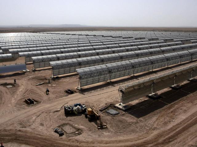 Energie solaire: une ressource naturelle au cœur de l'économie africaine