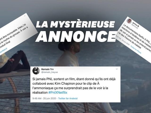 PNL x Netflix, la mystérieuse annonce qui fait réagir