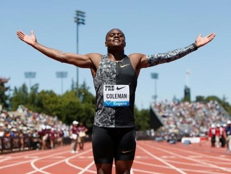 Athlétisme: l'AMA ne fera pas appel pour Christian Coleman