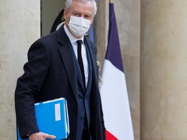 """Le Maire accuse Hidalgo de """"mentir"""" sur les aides à la relance reçues par Paris"""