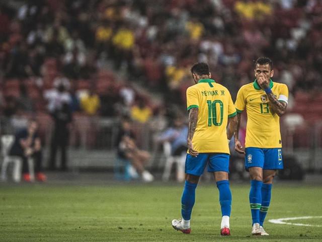 PSG: Neymar récupère