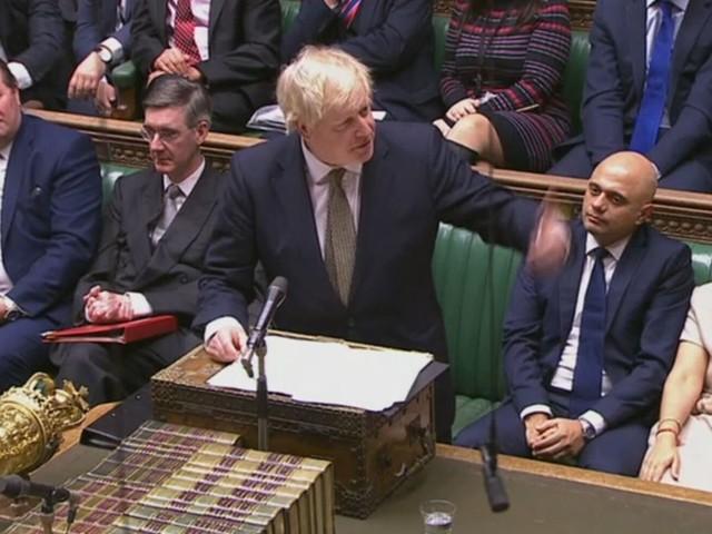 Le Brexit de Johnson de retour devant un Parlement britannique acquis à sa cause