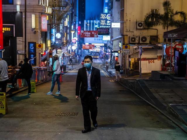Coronavirus: Hong Kong interdit les non-résidents et limite les ventes d'alcool