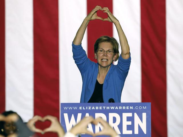 Un temps favorite, Elizabeth Warren abandonne la course à la Maison Blanche