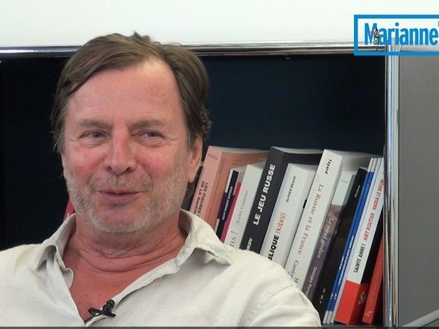 """[Vidéo] François Rollin : """"L'humour n'est pas une discipline mais un ingrédient"""""""