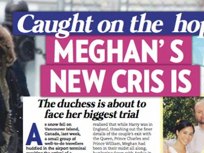 Prince Harry, Meghan Markle, guérilla familiale, terrible procès contre Thomas Markle (photo)