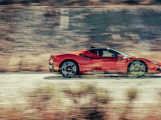 Pour Ferrari, l'électrique n'arrivera pas avant 2025