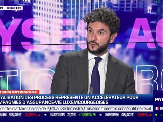Sommet BFM Patrimoine : L'assurance-vie luxembourgeoise à l'heure de la digitalisation - 20/10