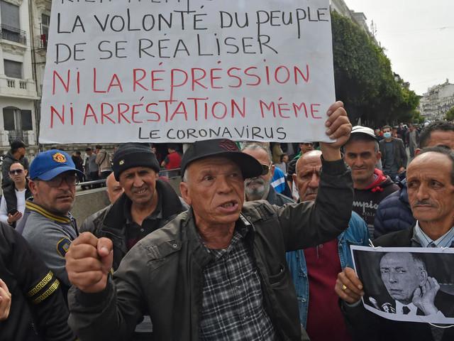 En Algérie, le correspondant de Reporters sans frontières incarcéré