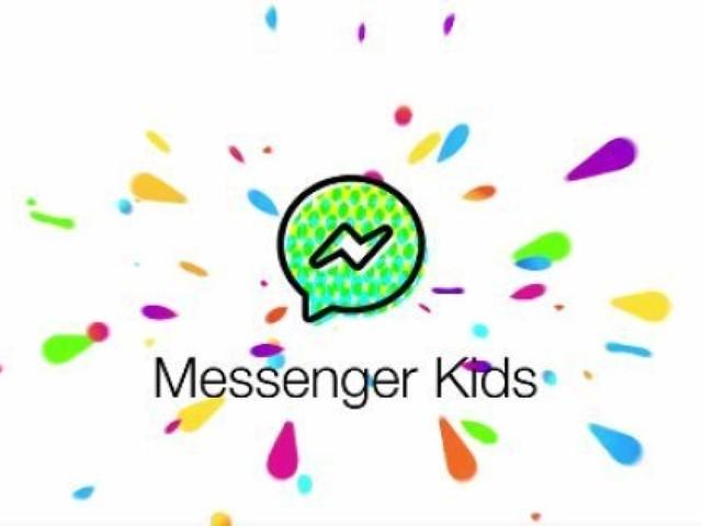 Facebook lance une version de Messenger pour enfants