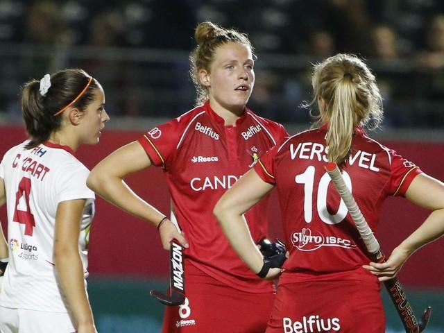 Euro de hockey : les Red Panthers s'inclinent contre l'Espagne (0-1) et manquent les demi-finales
