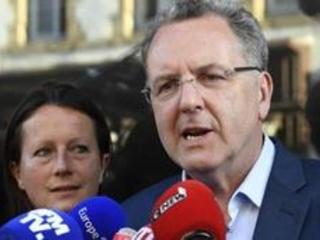 Elections législatives en France - Richard Ferrand quitte le gouvernement pour prendre la tête du groupe LRM à l'Assemblée -2