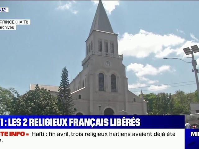 Haïti: tous les religieux enlevés, dont deux Français, ont été libérés