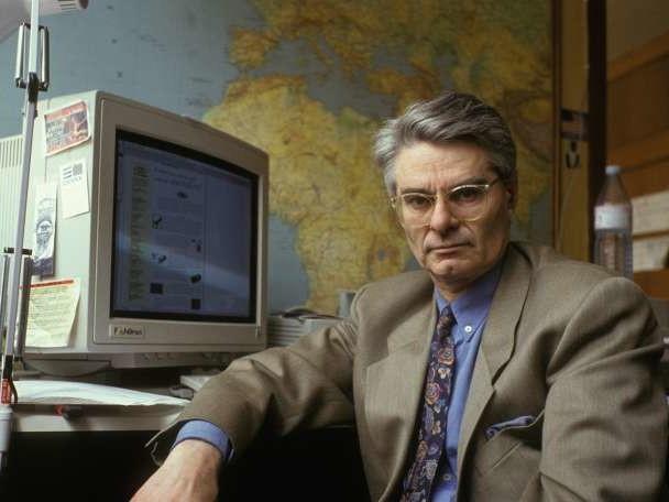 La mort de l'homme de presse Jean Schalit