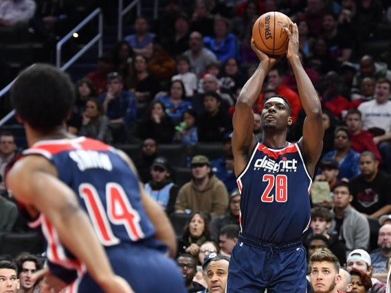 Basket - NBA - NBA : Ian Mahinmi et les Wizards dominent Detroit