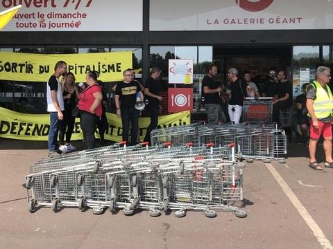 Hypermarché sans caissiers à Angers: L'inspection du travail épingle le magasin