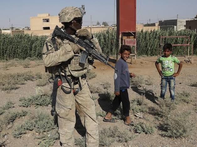 Les États-Unis resteront indéfiniment en Syrie selon le Pentagone