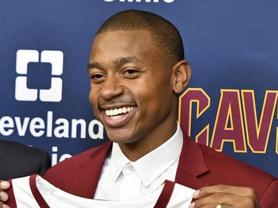 Basket - NBA - Cleveland : des progrès pour Isaiah Thomas