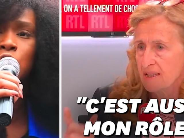 Nicole Belloubet justifie son invitation à la famille d'Adama Traoré