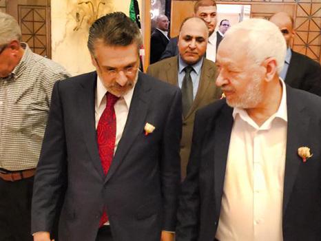 Tunisie: Rencontre entre Ghannouchi et Karoui à la veille de l'annonce du nom du chef du gouvernement
