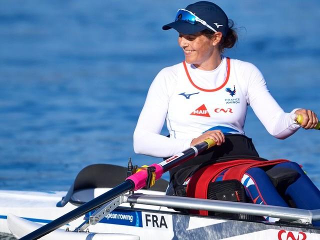 Jeux paralympiques: Souhad Ghazouani, Nathalie Benoit et les rameurs en bronze