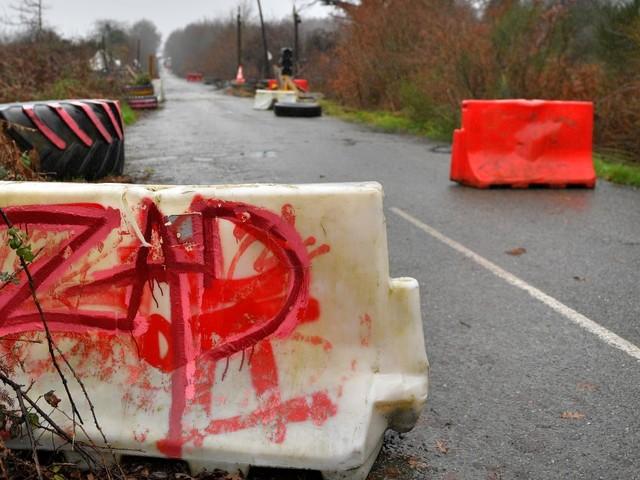 """Notre-Dame-Des-Landes: La """"route des chicanes"""" sera libérée à partir de lundi"""