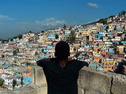 La révolution qui progresse en Haïti est directement liée à celle du Venezuela