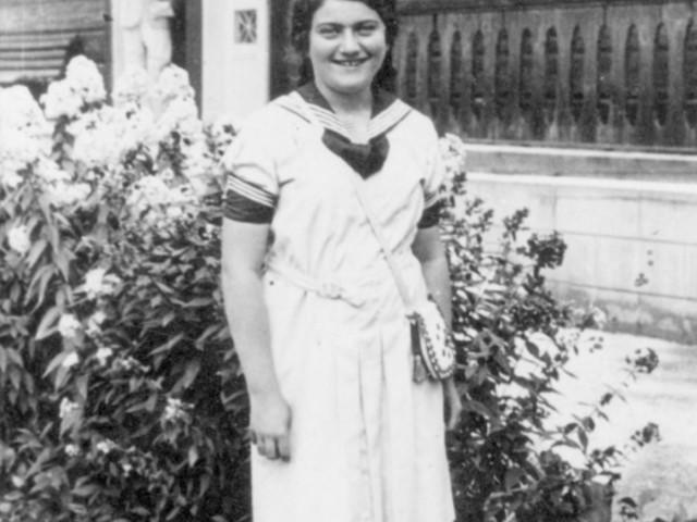 """Renia Spiegel, """"Anne Frank polonaise"""" revit par son journal"""